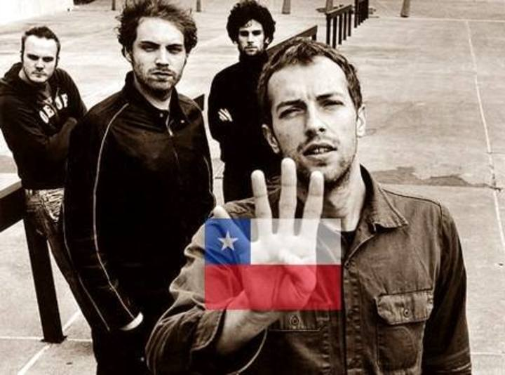 Coldplay Chile Tour Dates