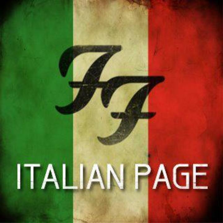 Foo Fighters Italia Tour Dates