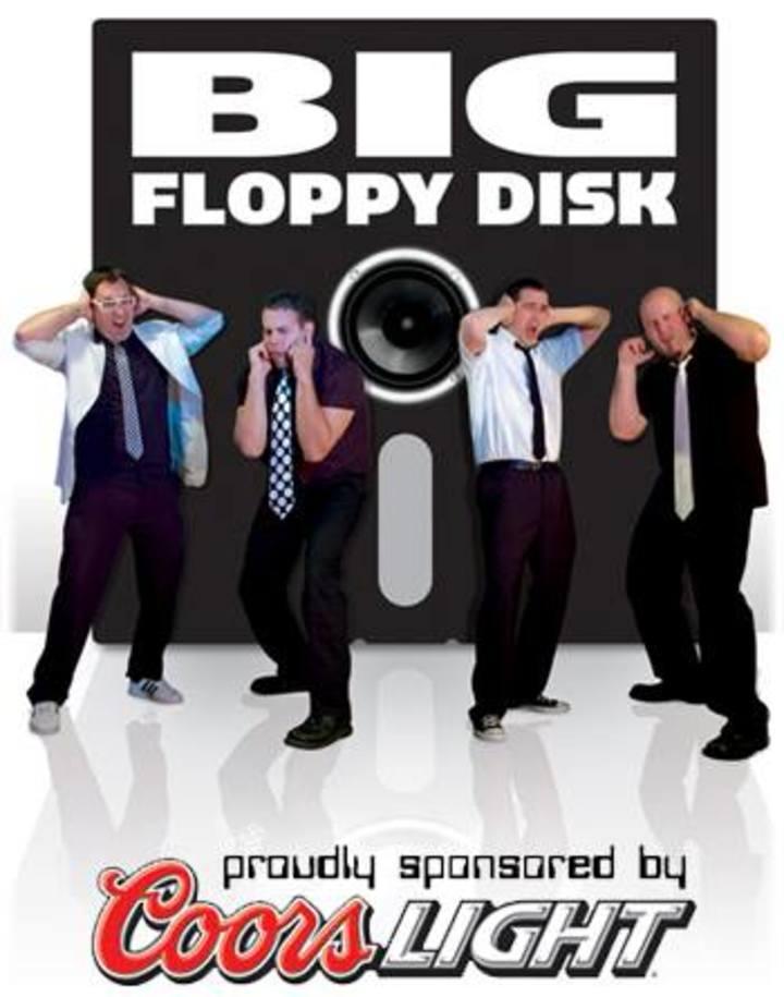 Big Floppy Disk Tour Dates