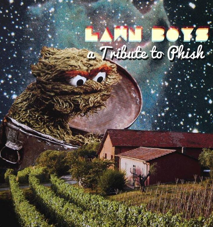 The Lawn Boys - A Tribute to Phish Tour Dates