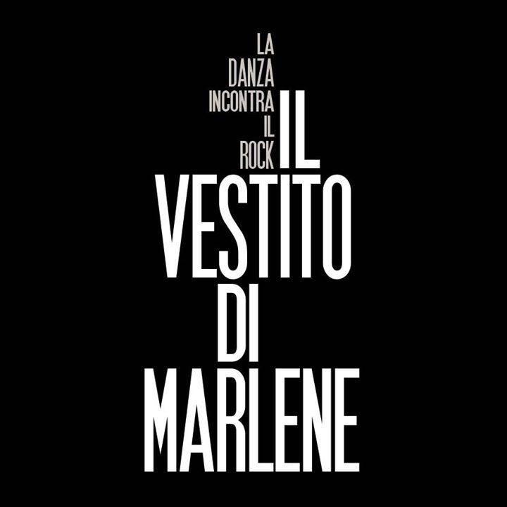 Il vestito di Marlene Tour Dates