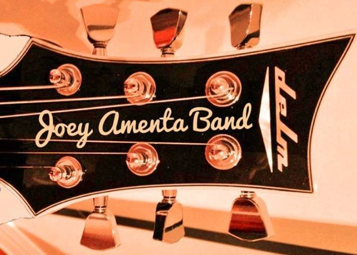 The Joey Amenta Band Tour Dates