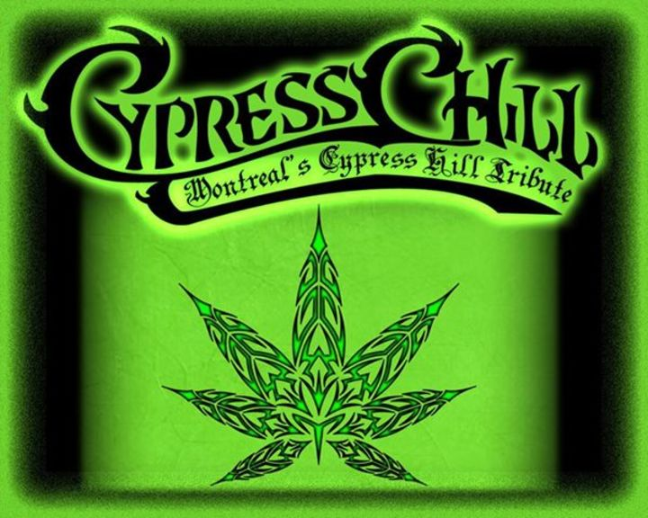 Cypress Chill - Montreal's Cypress Hill Tribute Tour Dates