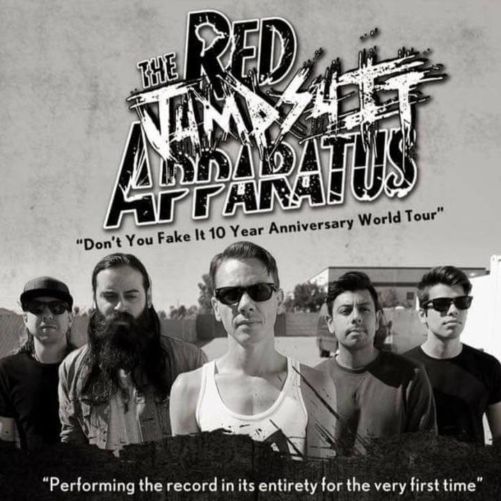 The Red Jumpsuit Apparatus - PH Alliance Tour Dates