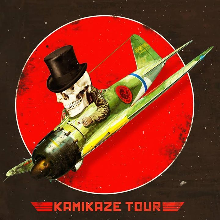 Vendetta grupo Tour Dates