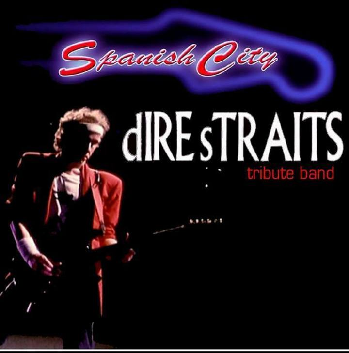 Spanish City dIRE sTRAITS tribute band Tour Dates