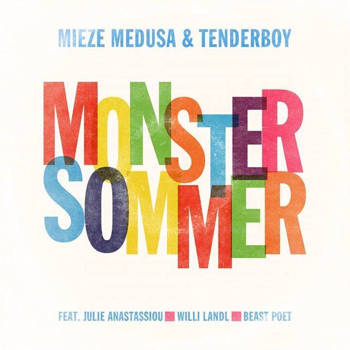 mieze medusa & tenderboy Tour Dates