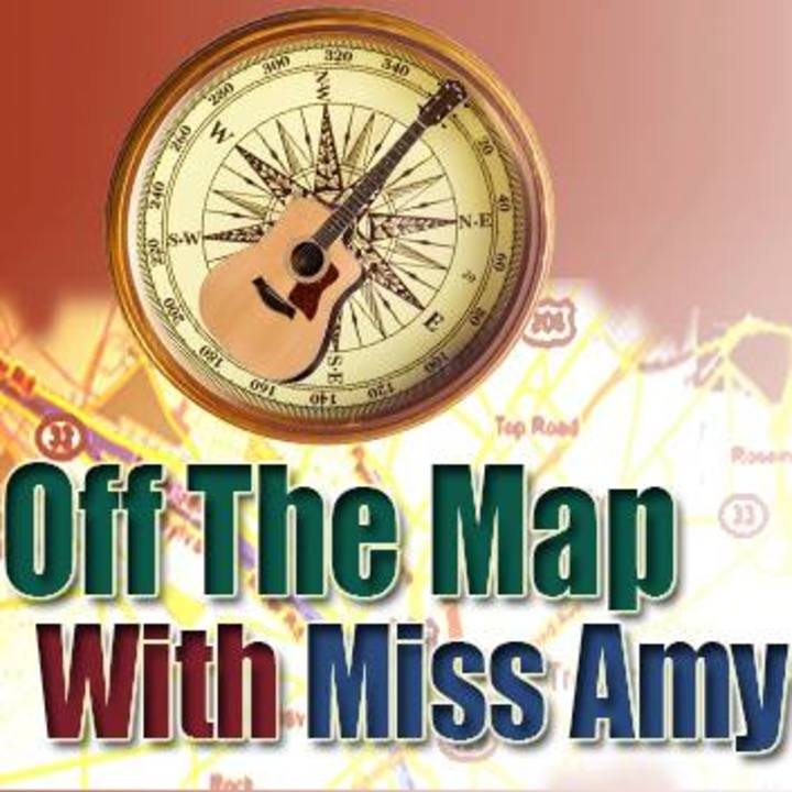 Off The Map With Miss Amy Tour Dates