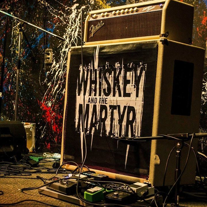 Whiskey and the Martyr Tour Dates