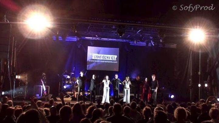 La Troupe Confidentiel Tour Dates