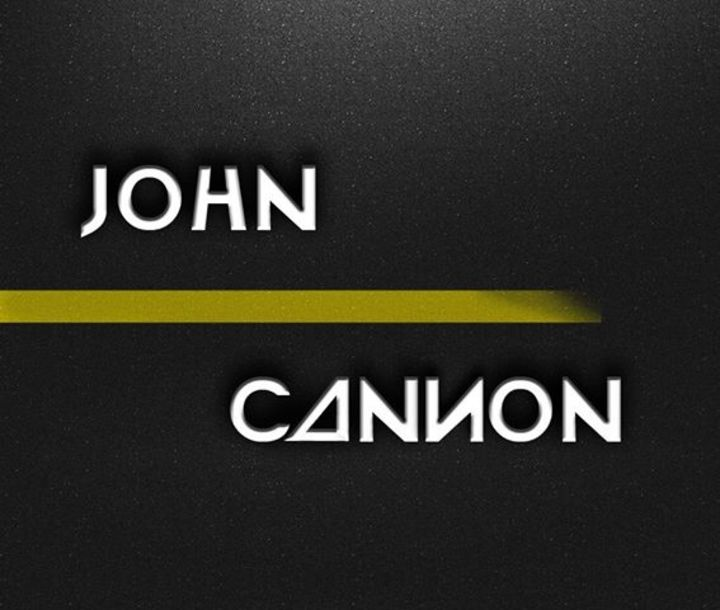 John Cannon Tour Dates