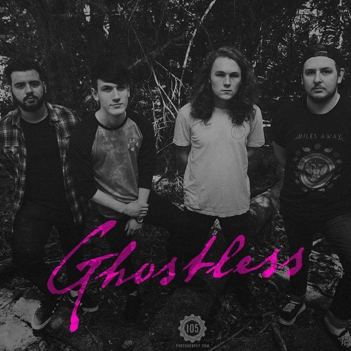 Ghostless Tour Dates