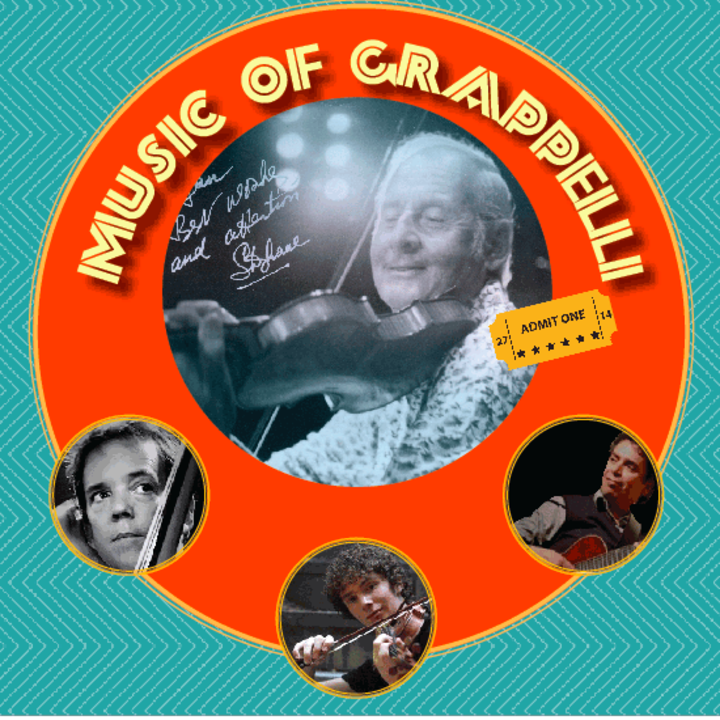 Music of Grappelli Tour Dates