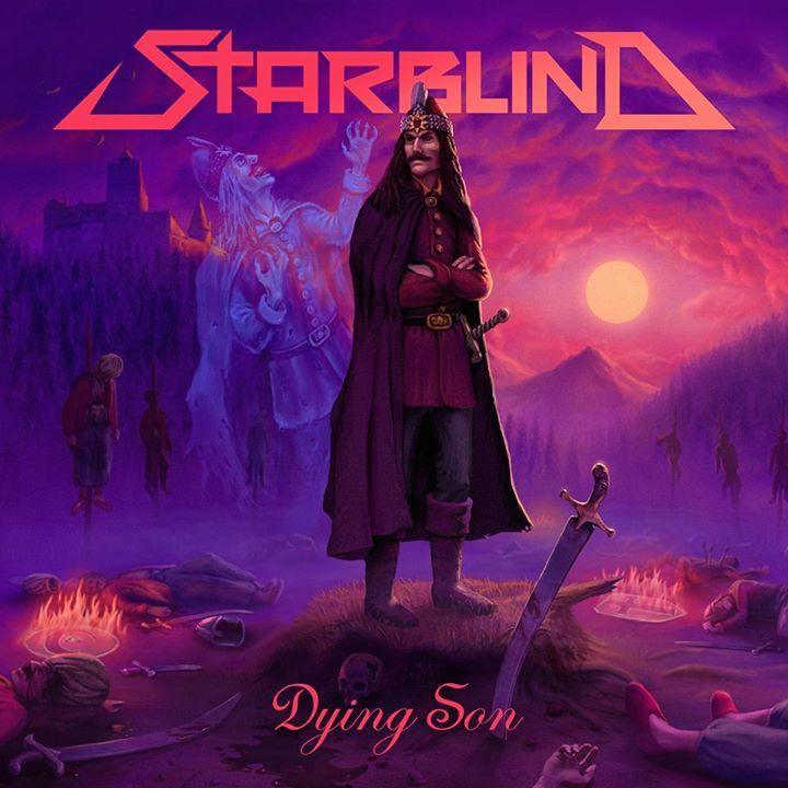 Starblind Tour Dates