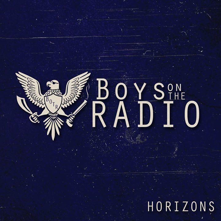 Boys on the Radio Tour Dates