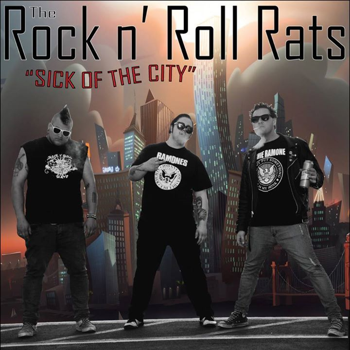 The Rock N Roll Rats Tour Dates