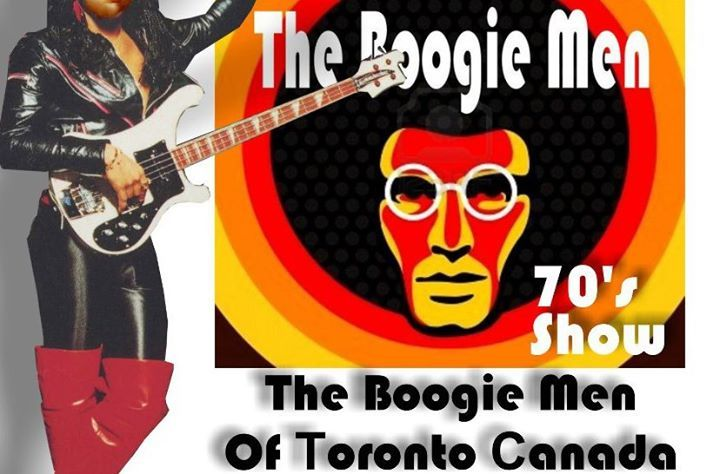 The Boogie Men Of Toronto Canada Tour Dates