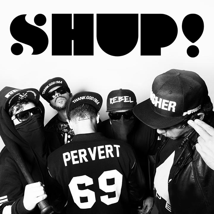 SHUP Tour Dates