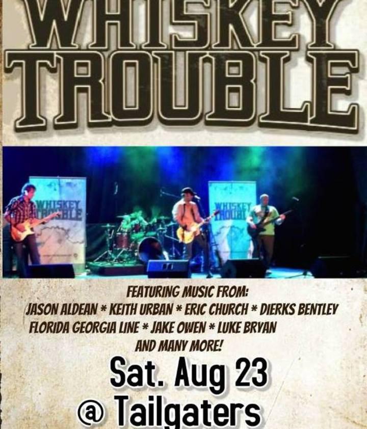 Whiskey Trouble Tour Dates