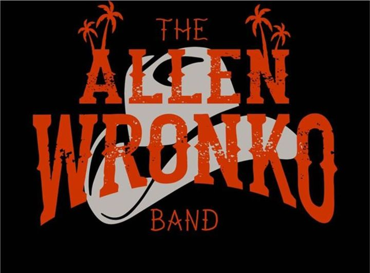 The Allen Wronko Band Tour Dates