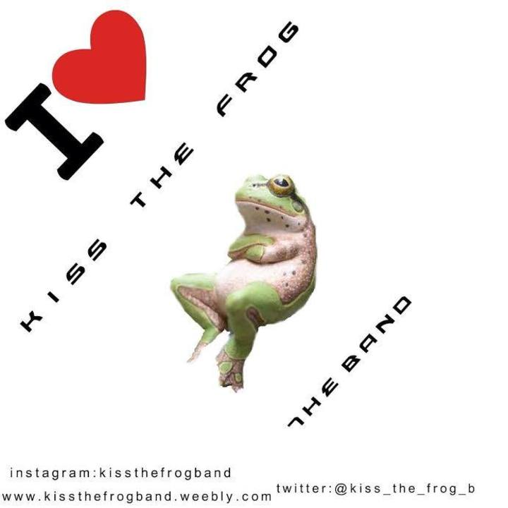 Kiss the Frog Tour Dates