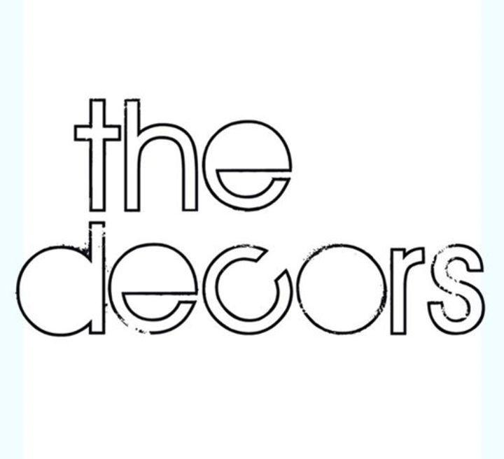 The Decors Tour Dates