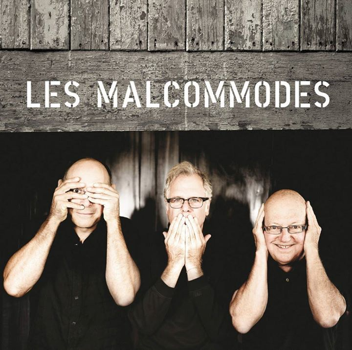 Les Malcommodes Tour Dates