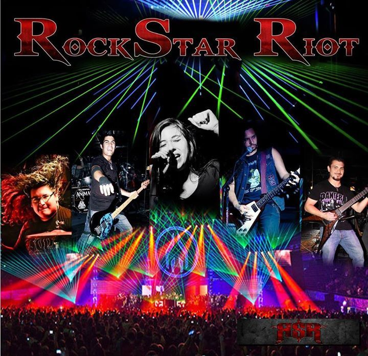 RockStar Riot Tour Dates