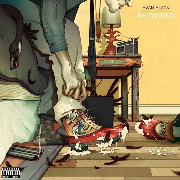 Evan Black Tour Dates