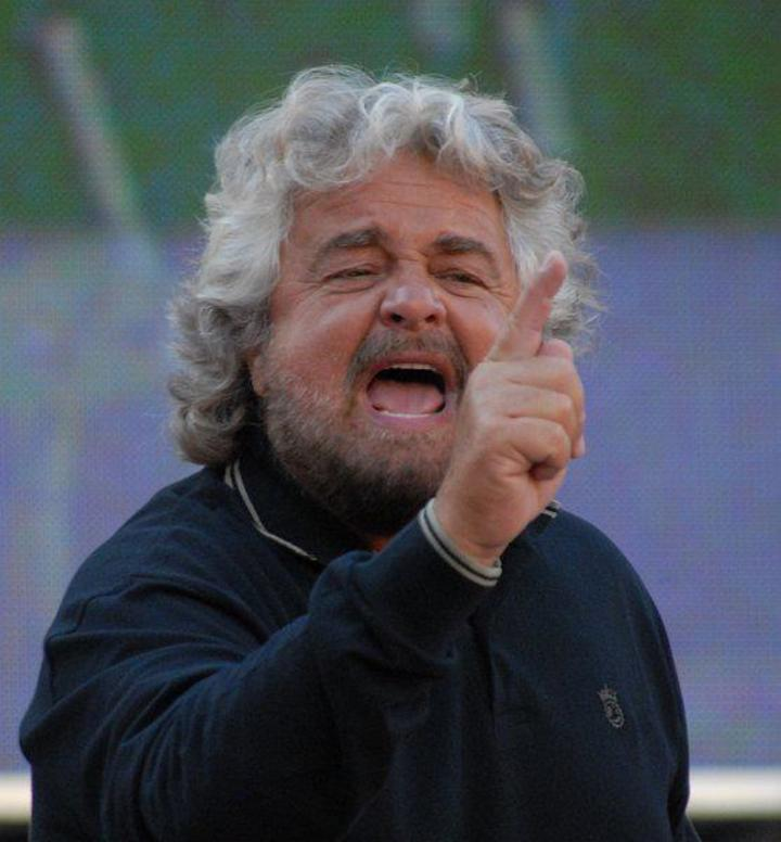 Beppe Grillo Tour Dates