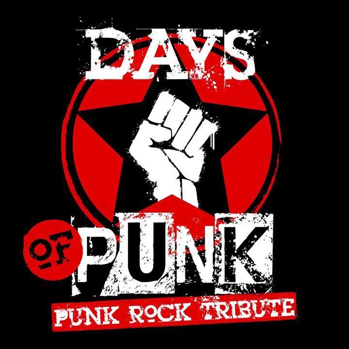 Days of Punk Tour Dates