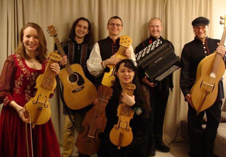 Orkiestra Marii Pomianowskiej - LutoSłowianie Tour Dates