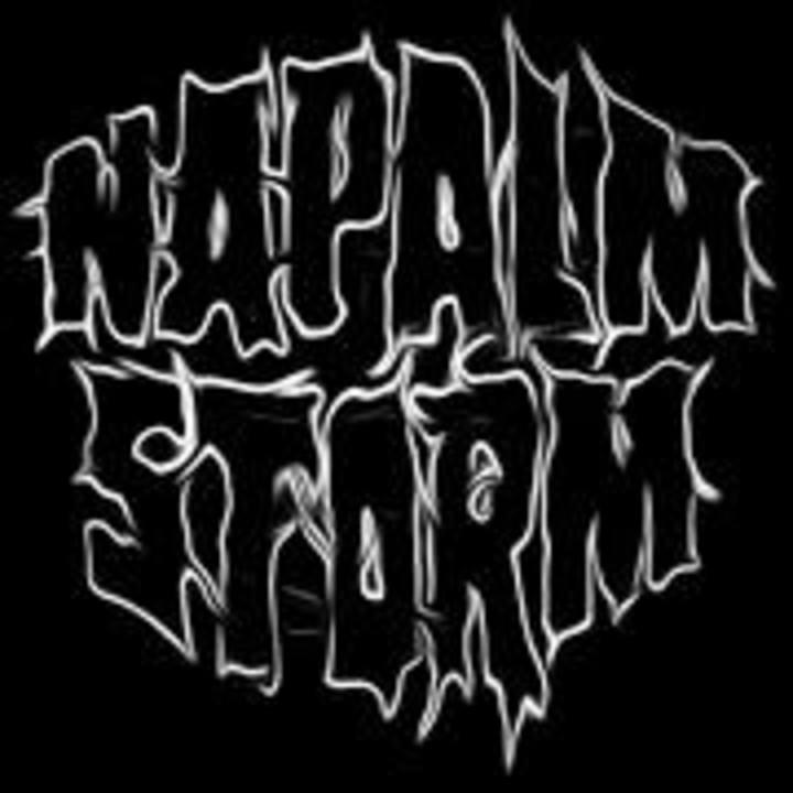Napalm Storm Tour Dates