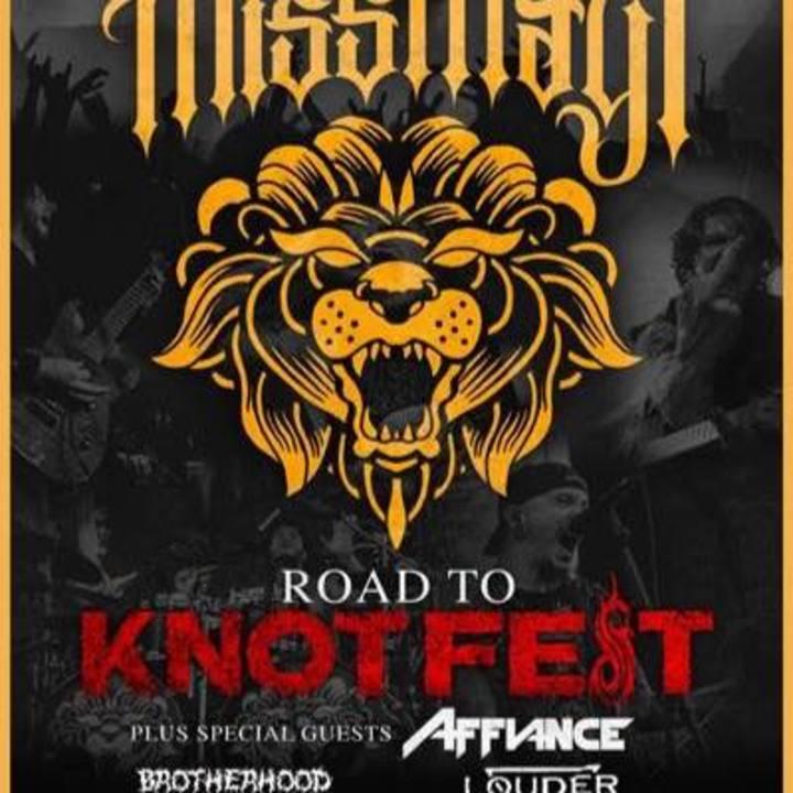 Brotherhood Is Legend Tour Dates