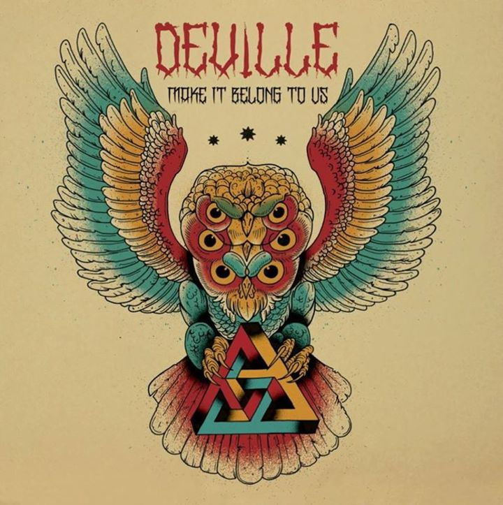Deville @ Rescue Rooms - Nottingham, United Kingdom