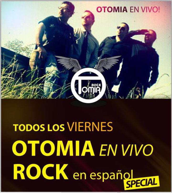 OtOMIA ROCK Tour Dates