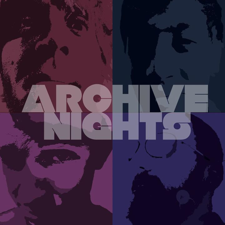 Archive Nights Tour Dates