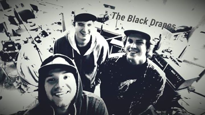 The Black Drapes Tour Dates