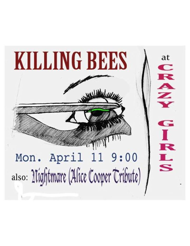 Killing Bees Tour Dates