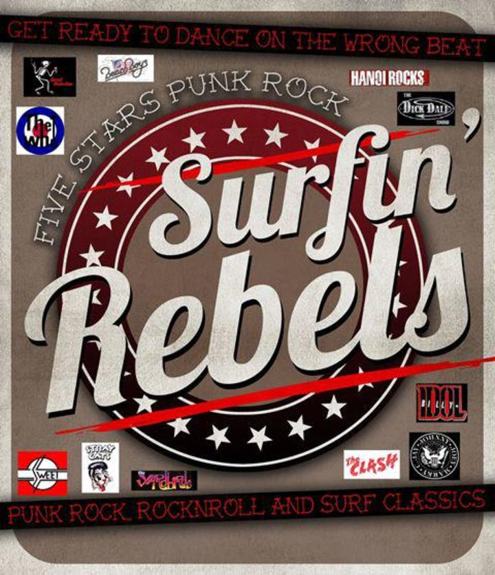 Surfin' Rebels Tour Dates