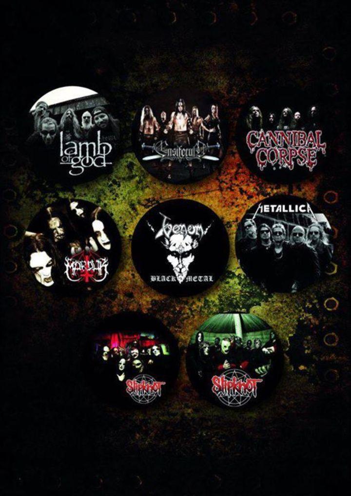 Mega metal band Tour Dates