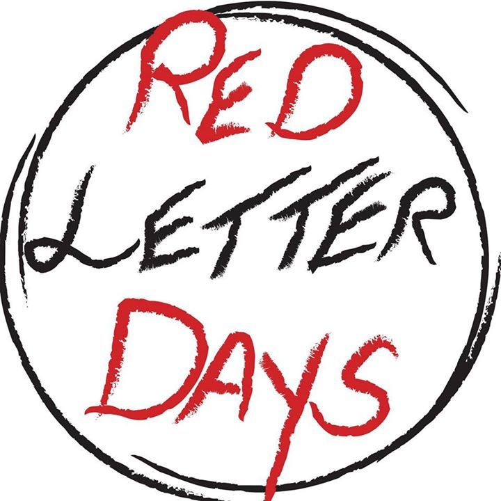Red Letter Days Tour Dates
