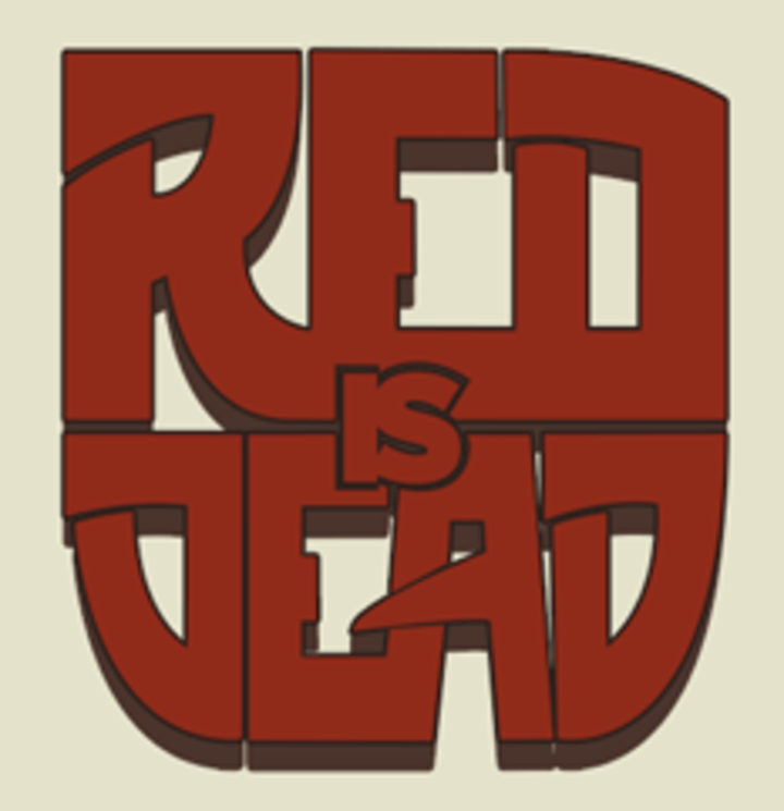 Red Is Dead Tour Dates