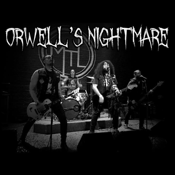 Orwell's Nightmare Tour Dates