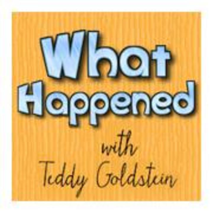 What Happened Talk with Teddy Goldstein Tour Dates