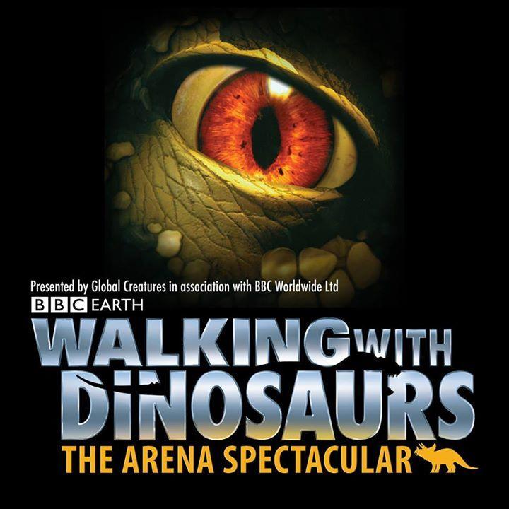 Walking With Dinosaurs Arena Tour Tour Dates