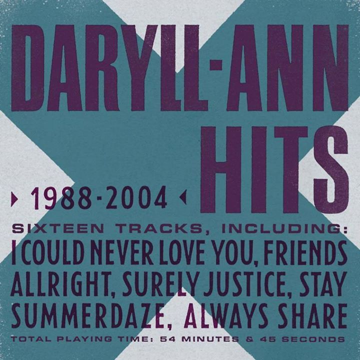 Daryll-Ann Tour Dates