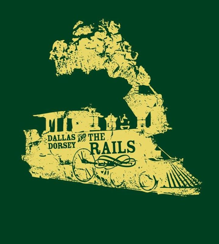 Dallas Dorsey & The Rails Tour Dates