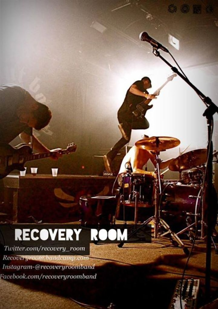 Recovery Room Tour Dates