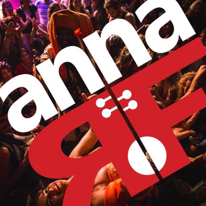 ANNA RF Tour Dates